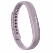 Fitbit Flex Flex 2 Activity and sleep wristband FB403LV-EU Lavender, LED display with 5 indicator lights, Lavender, Bluetooth, Built-in pedometer, Waterproof,  87,00