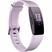 Fitbit Inspire HR Fitness Tracker FB413LVLV OLED, Lilac, Touchscreen, Bluetooth, Built-in pedometer, Heart rate monitor, Waterproof  99,00