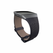 Fitbit Ionic Accessory Perforated Leather Band Navy - Large  55,00