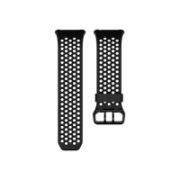 Fitbit Ionic Accessory Sport Band Black, Gray - Large  31,00