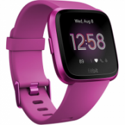 Fitbit Versa Lite Fitness Tracker FB415PMPM OLED, Mulberry, Touchscreen, Bluetooth, Built-in pedometer, Heart rate monitor, Waterproof  159,95