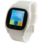 KSIX Smart Watch Plus  BXSW10B LCD 1.44 TFT, 49 g, White, Bluetooth, Waterproof, Yes, White, White,  25,00