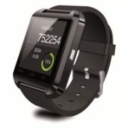 KSIX Smartwatch, Bluetooth, Black, Touchscreen,  27,00