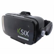 "KSIX VR glasses with built-in headphones BXGRV03 VR glasses with built-in headphones, Compatible with smartphones from 4.7"" to 5.7"" display, Black  23,00"