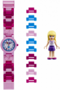 LEGO Clock Stephanie + Figure  21,00