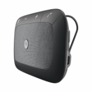 Motorola Sonic Rider Hands free kit, Black/Grey, Noise-canceling, iOS/Android, Bluetooth, 91 g, 1 year(s)  42,00