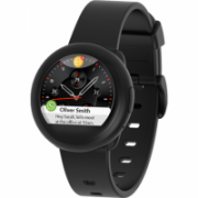 MyKronoz Smartwatch Zeround 3 Lite Black/Black, 260 mAh, Touchscreen, Bluetooth, Heart rate monitor, Waterproof, IP67 m  82,00