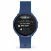 MyKronoz Smartwatch Zeround 3 Lite Navy/ navy, 260 mAh, Touchscreen, Bluetooth, Heart rate monitor, Waterproof, IP67 m  82,00