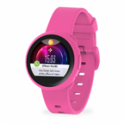 MyKronoz Smartwatch Zeround 3 Lite Pink/ pink, 260 mAh, Touchscreen, Bluetooth, Heart rate monitor, Waterproof, IP67 m  82,00