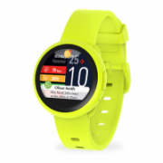 MyKronoz Smartwatch Zeround 3 Lite  Yellow/Yellow, 260 mAh, Touchscreen, Bluetooth, Heart rate monitor, Waterproof, IP67 m  82,00