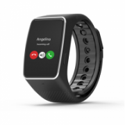 MyKronoz Smartwatch  ZeWatch4  Black, Touchscreen, 200 mAh, Bluetooth, Waterproof  77,00