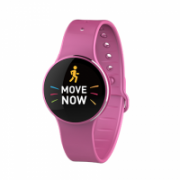 MyKronoz Zecircle 2 70 mAh, Touchscreen, Bluetooth, Touchscreen, Waterproof, Smartwatch, Pink,  48,00