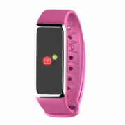 MyKronoz ZeFit3 Touch, Smartwatch, 80 mAh, Touchscreen, Bluetooth, Waterproof, Warranty 1 year(s), Pink/ Silver  34,00