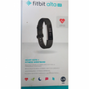 SALE OUT. Fitbit Alta Fitness Trackers HR Large, Black Fitbit DAMAGED PACKAGING  66,00