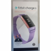 SALE OUT. Fitbit Charge 3 Lavender Woven Fitbit Steps and distance monitoring, DEMO ,, Touchscreen; Grayscale OLED, Lavender Woven, Bluetooth, Heart rate monitor, Waterproof  165,00