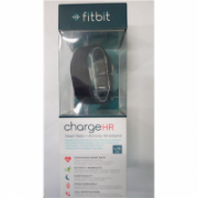 SALE OUT. Fitbit Charge HR, Large (Black)  60,00