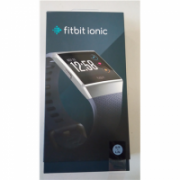 SALE OUT. Fitbit Ionic Fitness Trackers, Blue-Gray/White Fitbit Ionic Steps and distance monitoring, DEMO, Colour LCD, Blue-gray/white, Touchscreen, Bluetooth, Heart rate monitor, GPS (satellite), 320 g  252,00