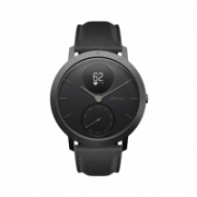 Withings Steel HR (40mm) LIMITED EDITION 39 g, Grey / Black, Bluetooth, Built-in pedometer, Heart rate monitor, Waterproof  235,00