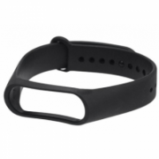 Xiaomi MYD4126TY, Mi Smart Band 4/3 Strap, TPE material, soft and comfortable to wear, Black  6,00