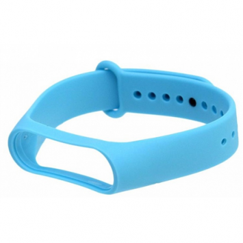 Xiaomi MYD4127TY, Mi Smart Band 4/3 Strap, TPE material, soft and comfortable to wear, Blue