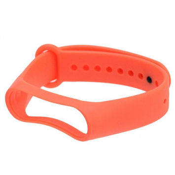 Xiaomi MYD4129TY, Mi Smart Band 4/3 Strap, TPE material, soft and comfortable to wear, Orange