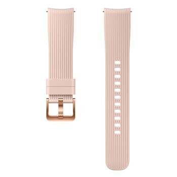 YSU81MPE Silicon Band for Samsung Watch (Pink)
