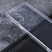 JM NAKE case for Samsung Galaxy S21 FE 5G, Clear (Clear)  4,00