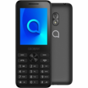 "Alcatel 2003D Dark Grey, 2.4 "", 240 x 320 pixels, 4 MB, 4 MB, Dual SIM, Main camera 1.3 MP, 970 mAh  22,00"