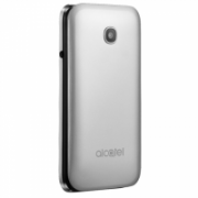 "Alcatel 2051D Silver, 2.4 "", TN, 320 x 240 pixels, 8 MB, 0.008 GB, microSD, Dual SIM, Mini-SIM, Bluetooth, 2.1, USB version micro USB, Built-in camera, Main camera 2 MP, 750 mAh, 5.25 cm, 10.57 cm, 1.725 cm, Warranty 24 month(s)  42,00"