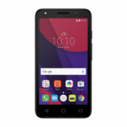 "Alcatel Pixi 4 (5) Black, 5.0 "", TFT, 480 x 854 pixels, Internal RAM 1 GB, 8 GB, microSD, Dual SIM, Micro-SIM, 3G, 4G, Main camera 8 MP, Second camera 5 MP, Android, 6.0 (Marshmallow), 2000 mAh, Warranty 24 month(s)  95,00"