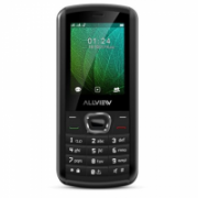 "Allview M9 Jump Black, 2.4 "", TFT LCD, 240 x 320 pixels, 128 MB, microSD, Dual SIM, 3G, Bluetooth, 2.1, USB version microUSB, Built-in camera, Main camera 5 MP, 1400 mAh, 126.3 g, 58.2 cm, 131.8 cm, 15 cm, Warranty 24 month(s)  61,00"