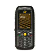 "CAT B25 Black, 2.0 "", TFT, 240 x 320 pixels, 256 MB, 512 MB, Dual SIM, Bluetooth, 2.1, USB version 2.0, Built-in camera, Main camera 2 MP, 1300 mAh  51,00"