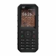 "CAT B35 Black, 2.4 "", TFT, 240 x 320 pixels, 512 MB, 4 GB, microSD, Dual SIM, Nano-SIM, 3G, Main camera 2 MP, 2300 mAh  104,00"