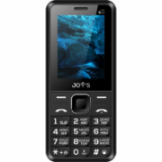 "Joys S11 (Black) Dual mini SIM 2.4"" TFT 240x320/MT6261DA / 32Mb/ ROM 32Mb/FM,BT, 2G, SOS  Joy's  21,00"