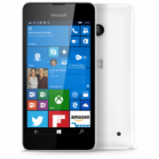 "Microsoft Lumia 550 White, 4.7 "", 1280 x 720 pixels, Qualcomm Snapdragon, 210, Internal RAM 1 GB, 8 GB, microSD up to 256 GB, Single SIM, Nano-SIM, 3G, 4G, Main camera 5 MP, Second camera 2 MP, Microsoft Windows 10, 10, 2100 mAh, Warranty 24 month(s)  96,00"