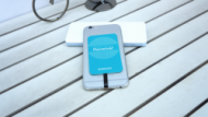 Qi Wireless Charging Receiver for iPhone 5/5s/6/6s  9,00