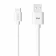 Silicon Power USB A to Micro USB-B cable LK10AB White  5,00