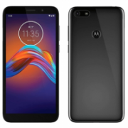 "Motorola Moto E6 play Black, 5.5 "", IPS LCD, 720 x 1440 pixels, Cortex-A53, Internal RAM 2 GB, 32 GB, microSD, Single SIM, Nano-SIM, 3G, 4G, Main camera 13 MP, Secondary camera 5 MP, Android, 9.0, 3000 mAh  90,00"
