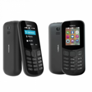 "Nokia 130 (2017) Black, 1.8 "", QQVGA, 120 x 160 pixels, 4 MB, 8 MB, Dual SIM, Mini-SIM, Bluetooth, 3.0, USB version microUSB 2.0, Built-in camera, Main camera 0.3 MP, 1020 mAh  30,00"