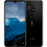 "Nokia 6.2 Black, 6.3 "", IPS LCD, 1080 x 2280, Snapdragon 636, Internal RAM 4 GB, 64 GB, microSD, Dual SIM, Nano-SIM, 3G, 4G, Main camera Triple 16+8+5 MP, Secondary camera 8 MP, Android, 9.0, 3500 mAh  194,00"
