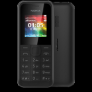 Phone 105 DS (2015) (Black)  25,00