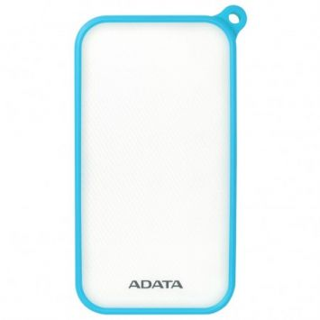 ADATA D8000L Power Bank 8000mAh, LED 4, blue