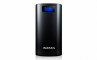 ADATA P20000D Power Bank, 20000mAh, LED flashlight, black  27,00