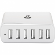 Goobay Intelligent Multiport Charger 44566     6 USB 2.0 female (Type A)  25,00