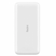Xiaomi Mi Redmi Power Bank  10000 mAh, White  13,00