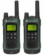Motorola T81 Hunter short-wave radio, 10 km, Green  114,00