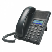 D-LINK DPH-120SE, VoIP Phone with PoE support, Support Call Control Protocol SIP, P2P connections, 2- 10/100BASE-TX Fast Ethernet, Acoustic echo cancellation(G.167), QoS IEEE 802.1Q & IEEE 802.1p Compliant and DiffServ(DSCP), Full range VLAN ID Support, C  47,00