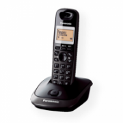 Panasonic KX-TG2511FX 240 g, Black, Caller ID, Wireless connection, Phonebook capacity 50 entries, Conference call, Built-in display, Speakerphone  27,00