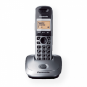 Panasonic KX-TG2511FXM Backlight buttons, Black, Caller ID, Wireless connection, Phonebook capacity 100 entries, Built-in display, Speakerphone  25,00