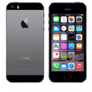 Telefonas Apple iPhone 5S 64 GB Space Gray  749,00